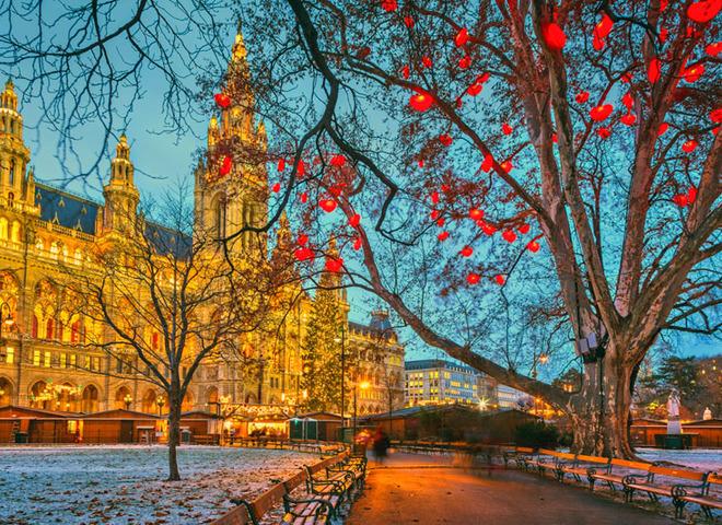 Новый год 2016: 10 лучших городов для рождественских каникул