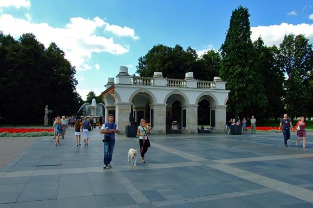 Места для туриста-меломана: Варшава, Шопен