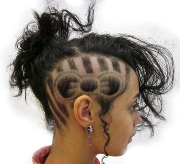 Шок парикмахера