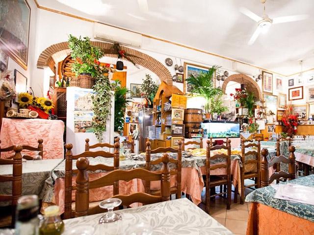 Цікаві місця Риму: Ресторан Spinosi Alberto