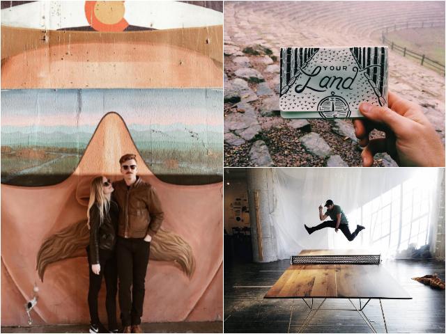Путешествуем с Instagram: открытки вдохновения
