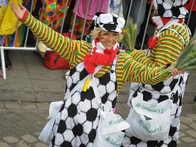 Куди поїхати в листопаді. Сезон карнавалів у Німеччині