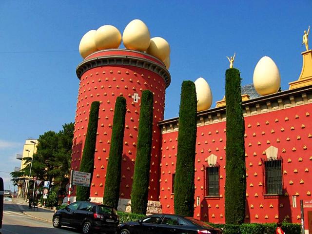 Достопримечательности Испании: The Torre Galatea Figueras, Фигерас