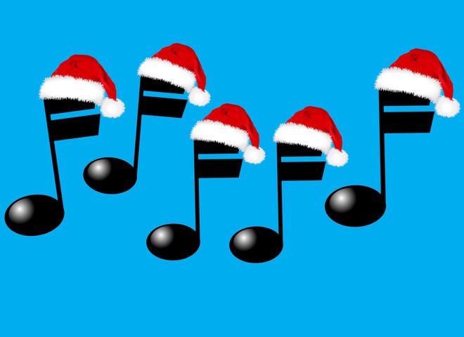 Рождественские песни