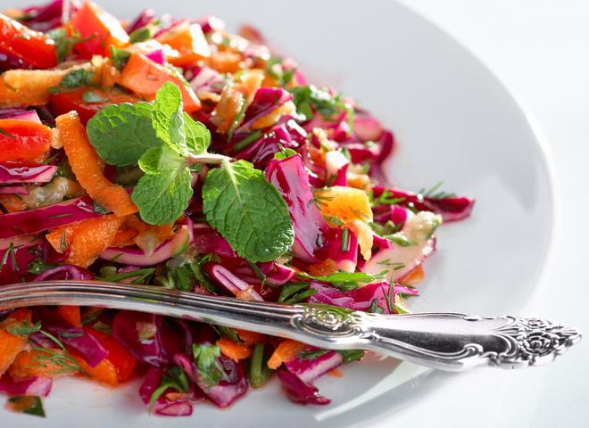 Рецепты салатов к Новому году