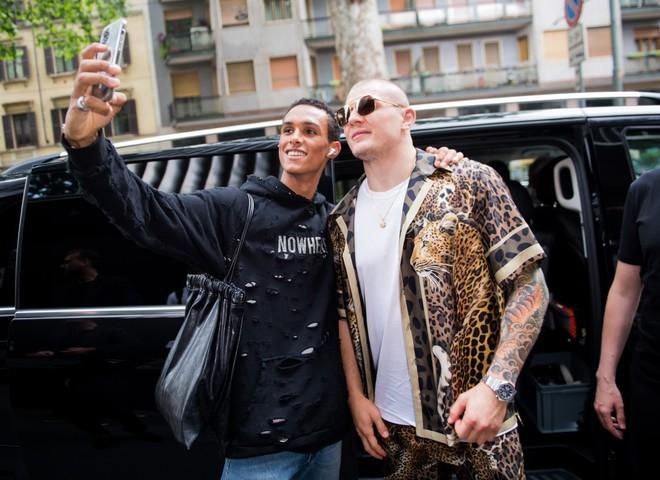 Тиждень чоловічої моди в Мілані: стритстайл