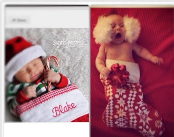 Первая фотосессия с малышом. Ожидание и реальность