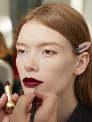 Макияж с показа Dior Pre-Fall 2016