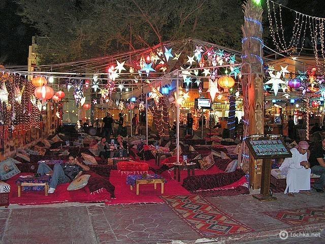 Ночная жизнь в Египте