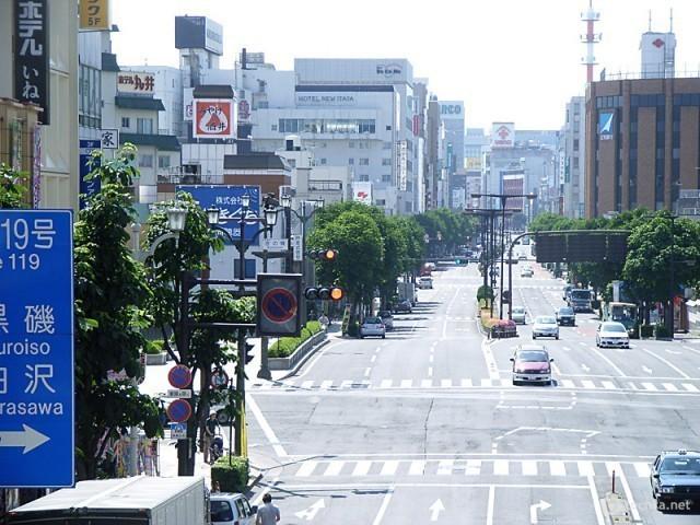 Префектура Тогити