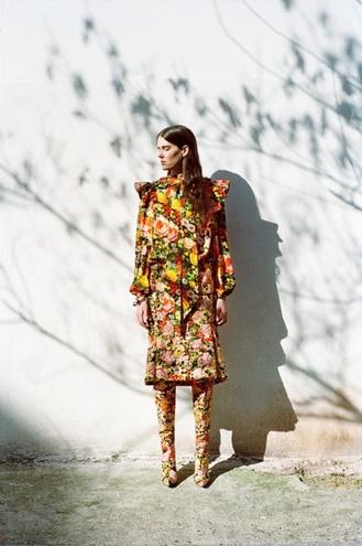 Balenciaga: рекламная кампания под руководством Демны Гвасалия