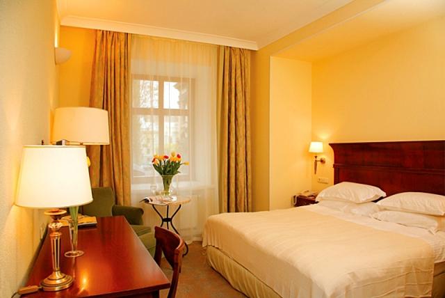 Самые романтичные отели Украины: Леополис, Львов