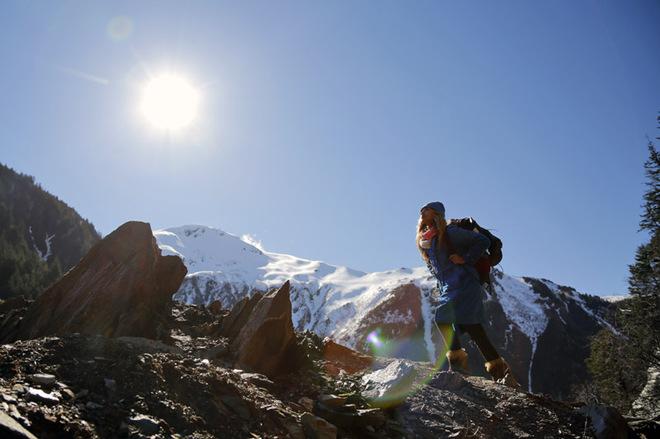 Регіна Тодоренко: Такі гори і такі люди є тільки на Алясці