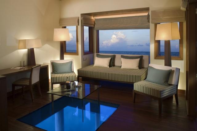Райський готель на Мальдівах
