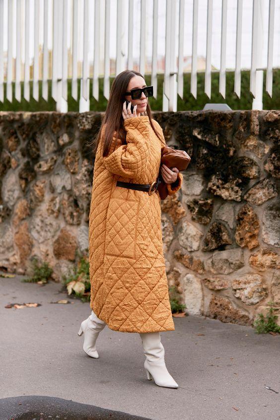Як модно носити пальто взимку 2020/21