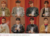 """Exo cafe """"Universe"""""""
