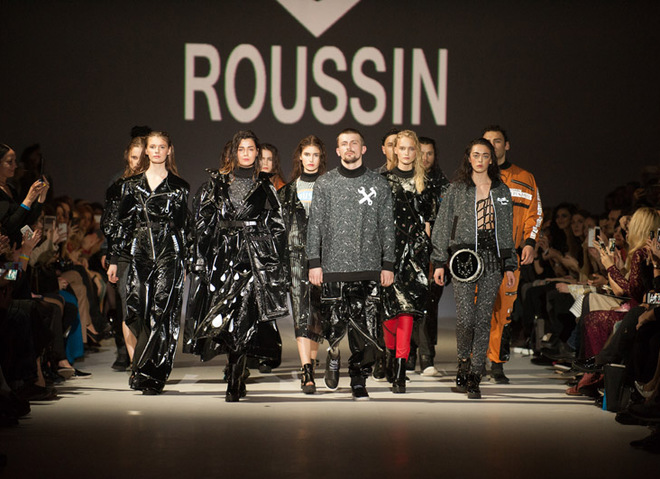UFW AW 2016/17. ROUSSIN by Sofia Rousinovich