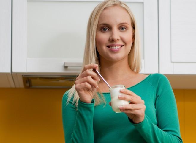 Свежие кисломолочные продукты укрпеляют иммунитет