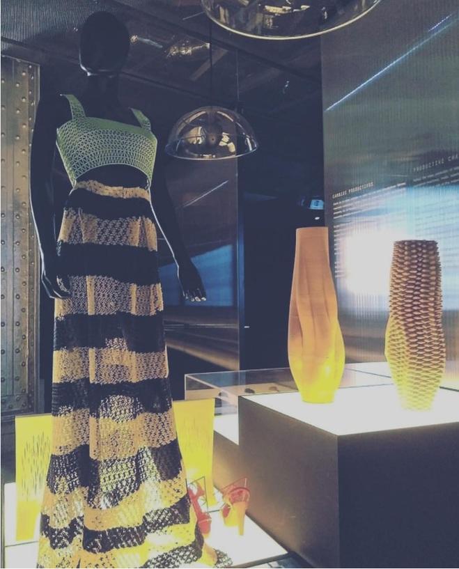 Одежда, напечатанная на 3D-принтере