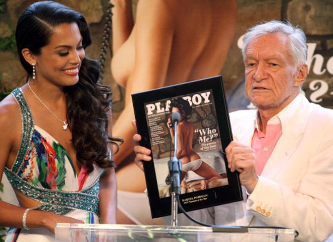 Звёзды в Playboy теперь будут одетыми