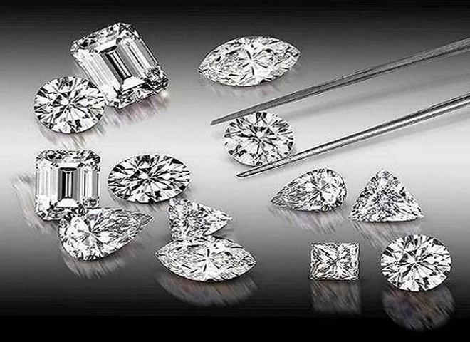 Фото на діамантах