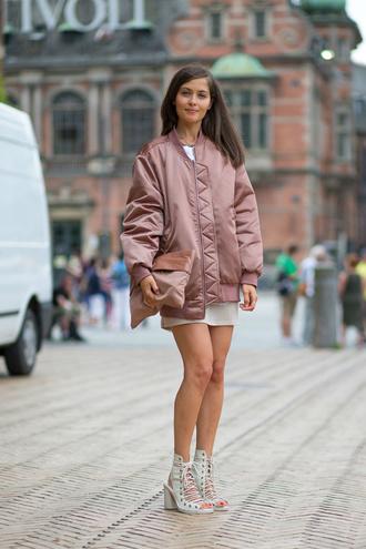 Модные куртки 2016: бомберы