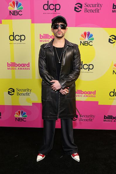 Bad Bunny на Billboard Music Awards