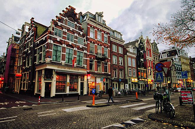 Зимой и летом одним цветом: Города, которые в любое время года остаются яркими и красочными