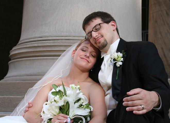 Худеть ли перед свадьбой