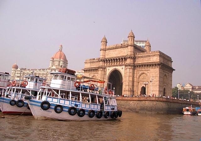 Достопримечательности Мумбаи: Ворота в Индию