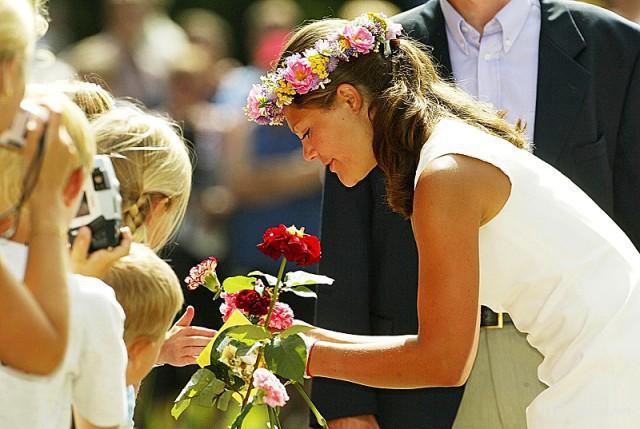 Де можна зустрітися поглядом з монархом: принцеса Вікторія - Швеція