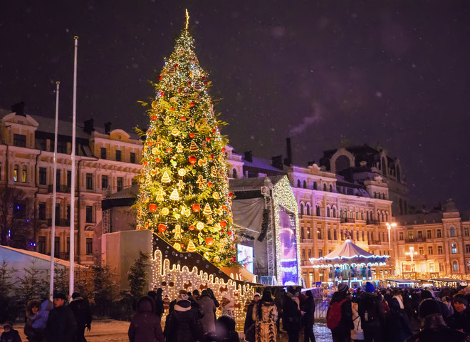 Новий рік 2020 на Києві: заборони