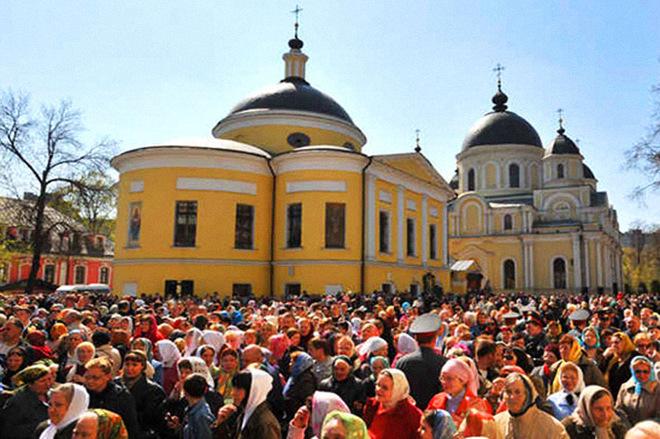 День Блаженної Матрони Московської