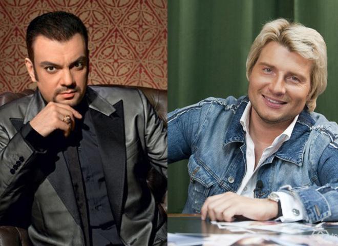 Кіркоров та Басков