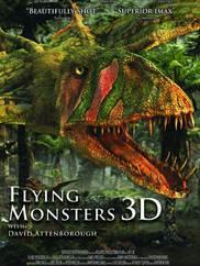 Крилаті монстри 3D