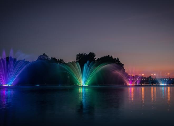 5 найкрасивіших фонтанів України