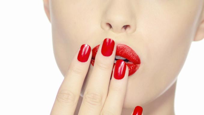 Натали Портман в рекламе Rouge Dior