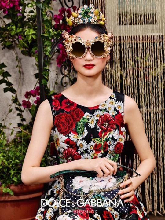 Dolce & Gabbana Eyewear SS 2016
