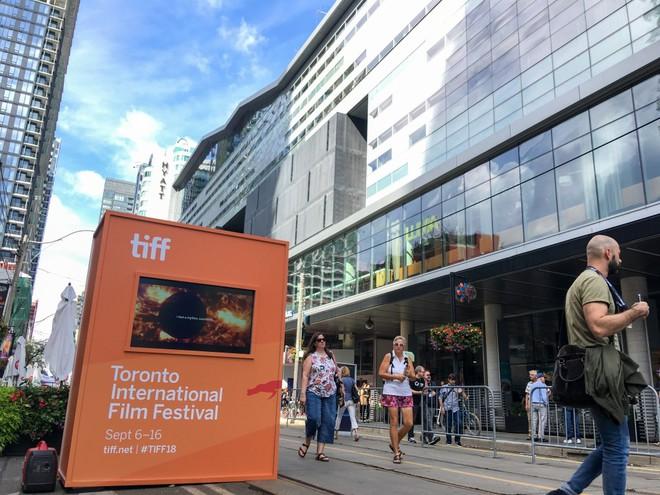 На 43-м кинофестивале в Торонто Фонд Янковского и Госкино организовали деловой завтрак