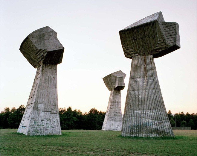 Занедбані монументи на Балканах