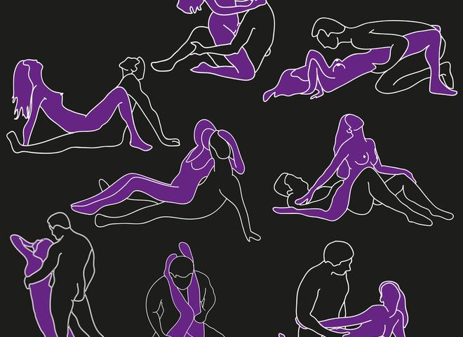 Испытание сексом: какие позы камасутры самые сложные