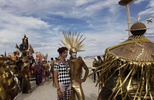 Burning Man Festival 2009