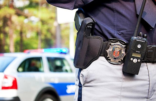 30 фактов о Грузии: Грузинские полицейские