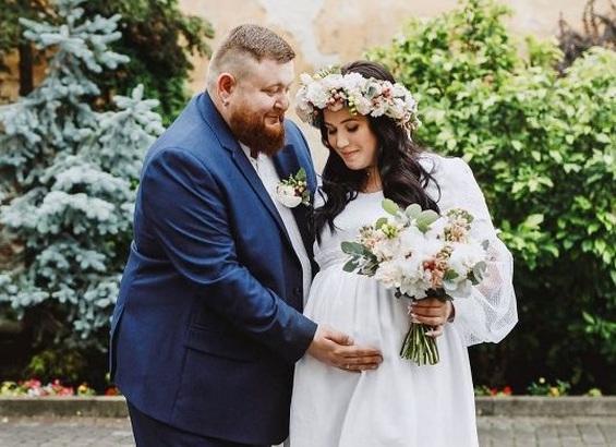 Володимир Жогло з дружиною Іриною