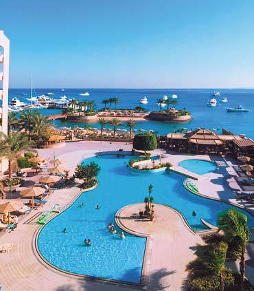 Отели Хургады: Hurghada Marriott Red Sea