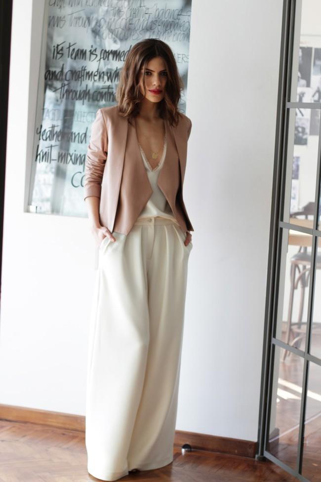 Широкие брюки 2015