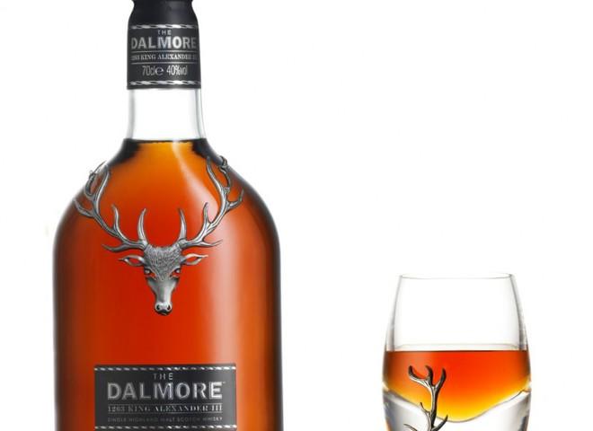 Представлен виски The Dalmore полувековой выдержки