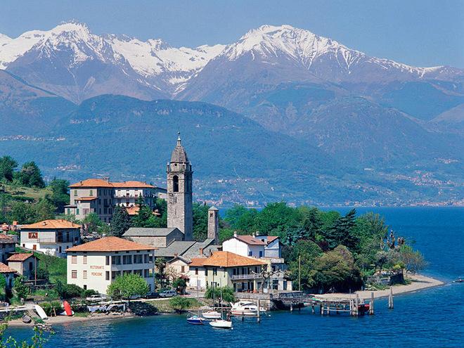 Honeymoon в Італії: озеро Комо