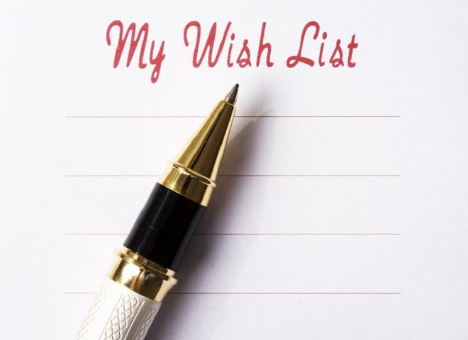 списки желаний