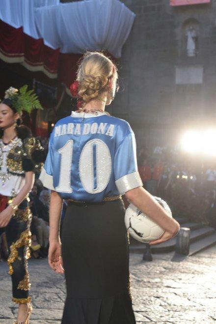 Показ Dolce&Gabbana Alta Moda осінь-зима 2016/2017